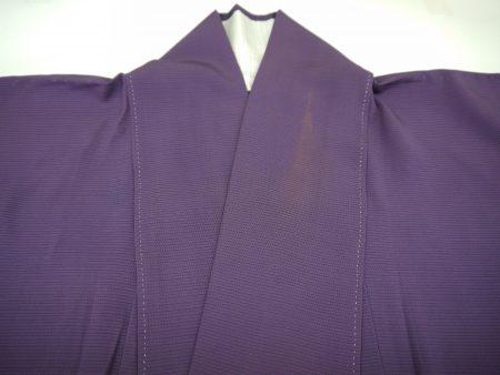 紫色がが赤くなっておりますので、紫色-赤色=青紫色を塗って直します。